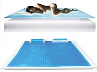 凝胶垫和冰沙垫的区别--凝胶坐垫